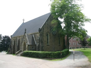 King's-Edgehill School's Hensley Chapel