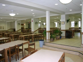 King's-Edgehill School's Cafeteria